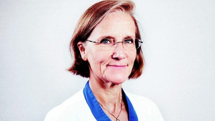 Reumatologen: Viktigt att de anhöriga får stöd